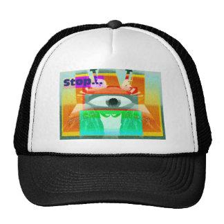 ¡Parada! Gorras De Camionero