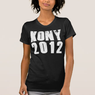 Parada José Kony de Kony 2012 Tshirt