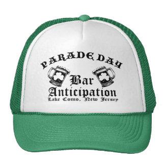 Parade Day Bar-A Trucker Hat