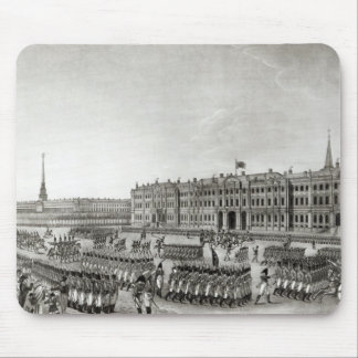 Parade in front of the Imperial Palace Mouse Pad