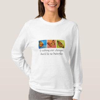 Parade of Monarchs change t-shirt. T-Shirt