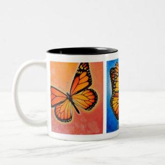 Parade of Monarchs Mug