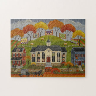 Parade of Quilts Puzzle