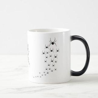 Parade Of Spiders  Mug