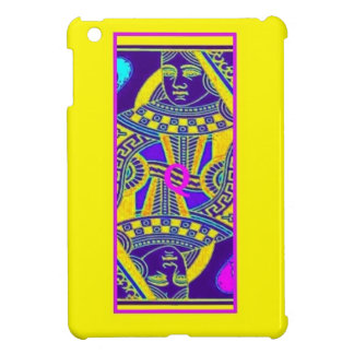 Parade Queen in Yellow By Sharles iPad Mini Covers