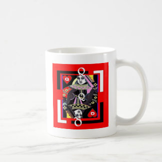 Parade Queen of Hearts by Sharles Coffee Mug