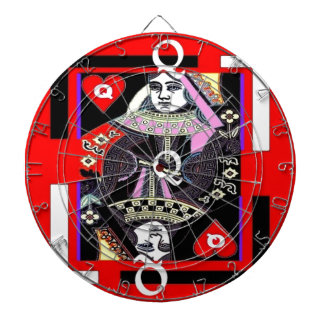 Parade Queen of Hearts by Sharles Dart Board