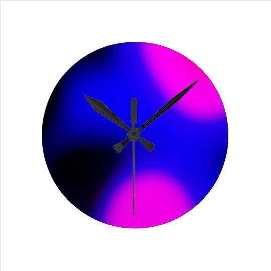 Parade Round Clock