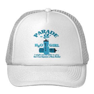 Parade Water Girl Mesh Hats