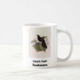 Paradigalla carunculata - Wattled Bird Of Paradise Coffee Mug