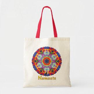 Paradigm Namaste Kaleidoscope Tote Budget Tote Bag