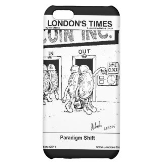 Paradigm Shift Funny Gifts Mugs Tees Cards Etc. iPhone 5C Covers