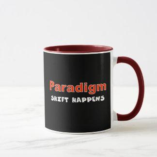 Paradigm Shift Happens Mug