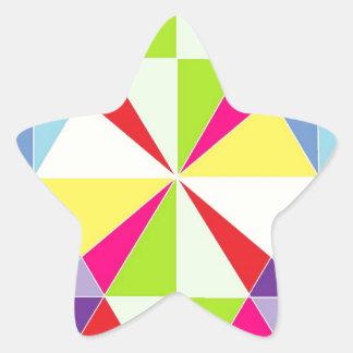 Paradigm Star Sticker