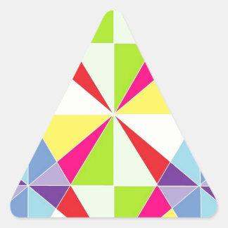 Paradigm Triangle Sticker