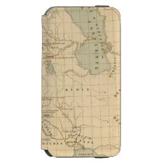 Paradis Terestre Funda Cartera Para iPhone 6 Watson