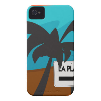 Paradise 02 iPhone 4 cover