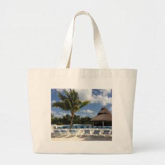 Paradise Beach Canvas Bag