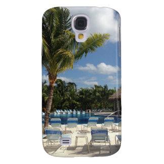 Paradise Beach Samsung Galaxy S4 Case
