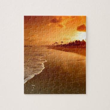 paradise beach hawaii jigsaw puzzle