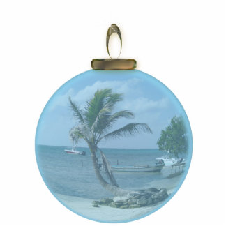 Paradise Beach Ornament