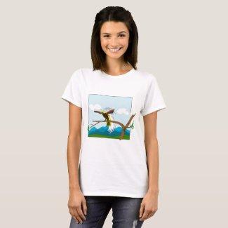 Paradise Bird T-Shirt