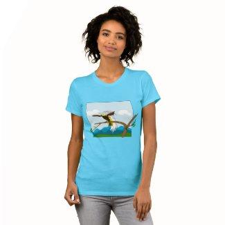 Paradise Bird T Shirt