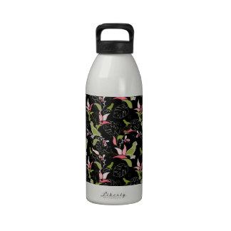 Paradise Birds Water Bottles