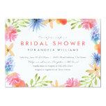 "Paradise Bridal Shower Invite 5"" X 7"" Invitation Card"