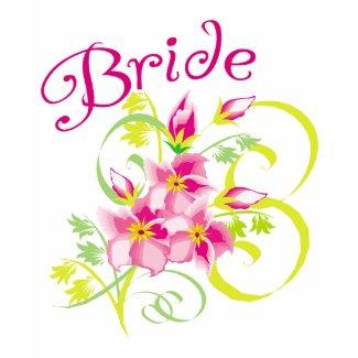 Brown Bride T-shirt