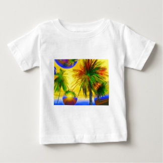 paradise by Lenny Baby T-Shirt