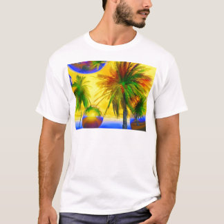 paradise by Lenny T-Shirt