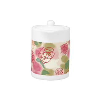 Paradise Classical Wow Enchanting Teapot