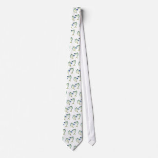 Paradise Critters Tarpons Neck Tie