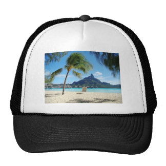 Paradise Does Exist Trucker Hat