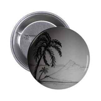 Paradise Dreams Gift Products Pinback Button