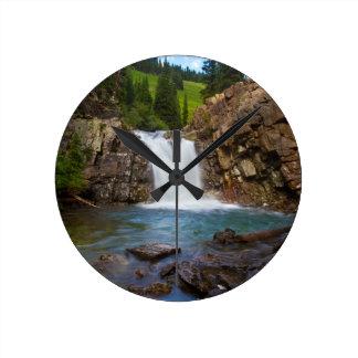 Paradise Falls Clock