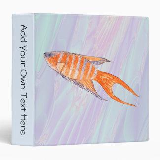 Paradise Fish. Binder