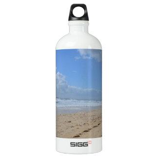 Paradise Found Aluminum Water Bottle
