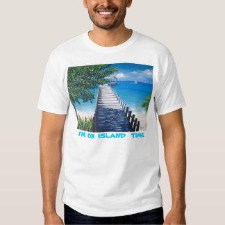 Paradise Found Tee Shirt
