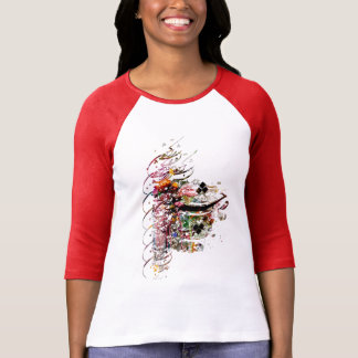 paradise friendship 3 t shirts