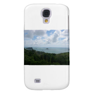Paradise Galaxy S4 Cover