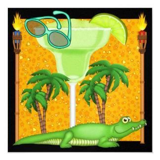 Paradise Gator - SRF Personalized Invites