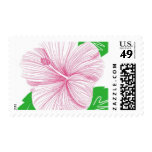 Paradise Hibiscus B by Ceci New York Stamps