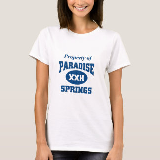 Paradise Hot Springs T-Shirt