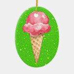 Paradise Ice Cream - SRF Ornaments