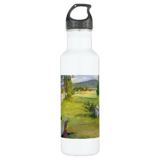 Paradise in Sweden 1910 Stainless Steel Water Bottle