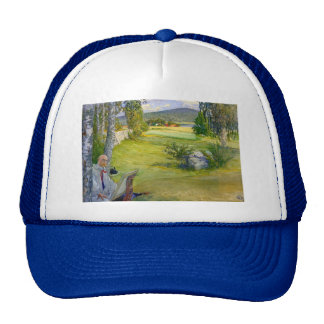 Paradise in Sweden 1910 Trucker Hat
