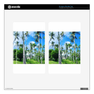 Paradise in the Pacific Skins For Kindle Fire