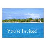 Paradise Invitation